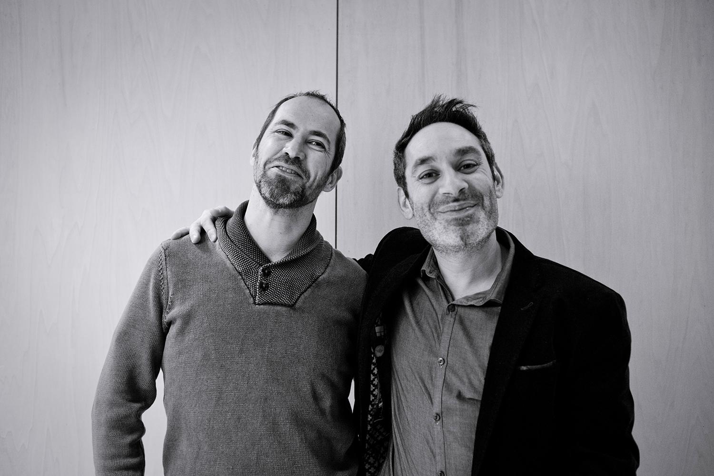 Éric Pétrotto, Cédric Claquin - co-CEO portrait