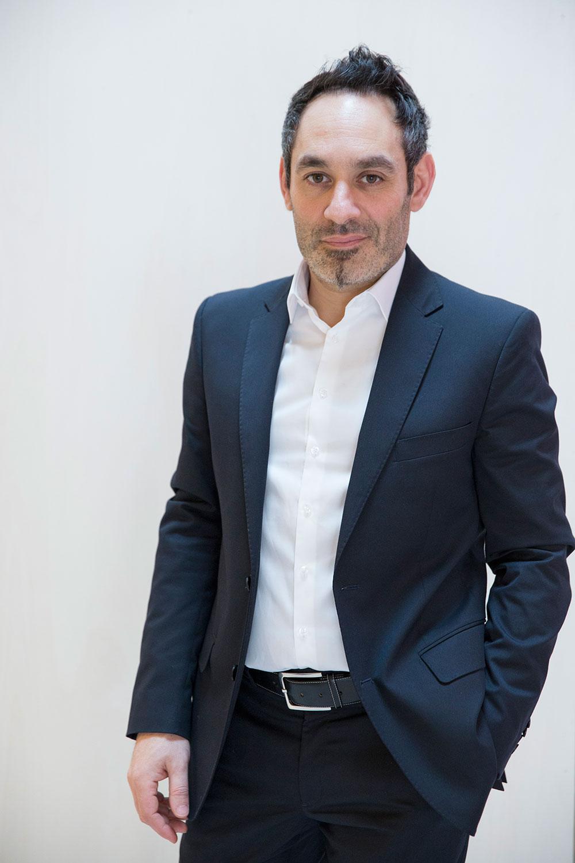 Éric Pétrotto - portrait