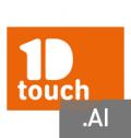 Logo 1D touch - AI